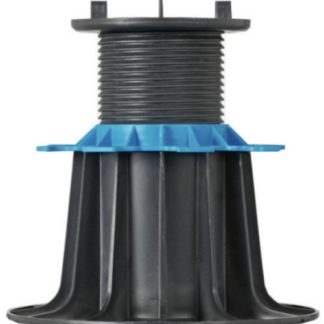 Plot PVC réglable de 140 à 230 mm pour lame de terrasse