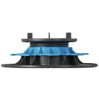 Plot PVC réglable de 5à à 80 mm pour lame de terrasse