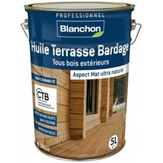 Huile Terrasse Bardage 5L Blanchon La Rochelle