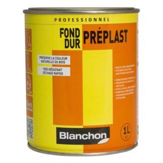 Fond Dur Preplast 1L Blanchon