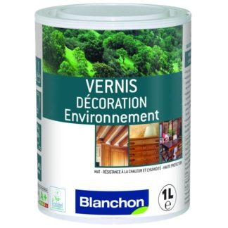 Vernis Décoration environnement mat