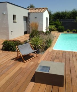 Lame de terrasse ipé La Rochelle