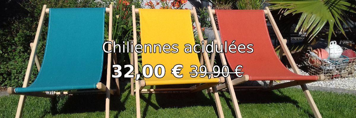 Promo chilienne La Rochelle
